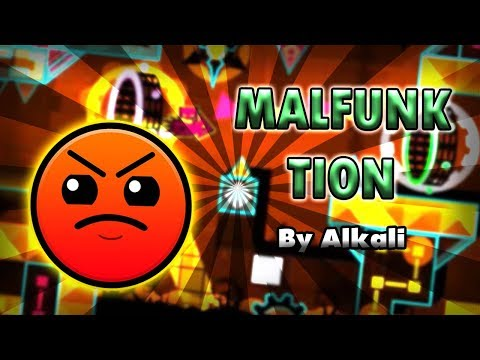 TURN BACK TO 1.9? - Malfunktion by Alkali - Geometry Dash | Pegasus GD