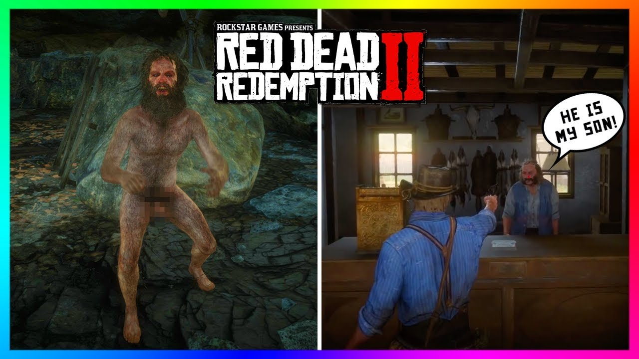 The Feral Man's SECRET Backstory Finally Revealed In Red Dead Redemption 2! (Mystery SOLVED) thumbnail