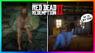 The Feral Man's SECRET Backstory Finally Revealed In Red Dead Redemption 2! (Mystery SOLVED)