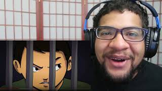 The Most Incredible Japaneses Prison Escape By Kento Bento Reaction!