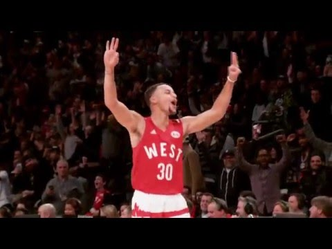 Stephen Curry Ends All Star Weekend With a...