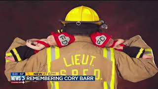 'Luckiest girl in the world to have known him': Wife of Sun Prairie firefighter shares heartbreak