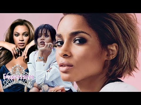 Ciara should be on the level of Beyonce and Rihanna | Truth behind the Princess of Crunk & B
