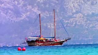 видео Поющие фонтаны / Мармарис / Август 2013