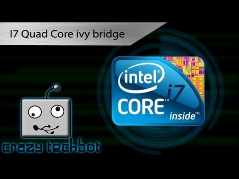 I7 3770s Quad Core ivy bridge spec and unboxing
