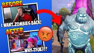 TFUE IS WHY ZOMBIES ARE BACK   SEASON 7 - FORTNITE CONSPIRACY THEORY?!