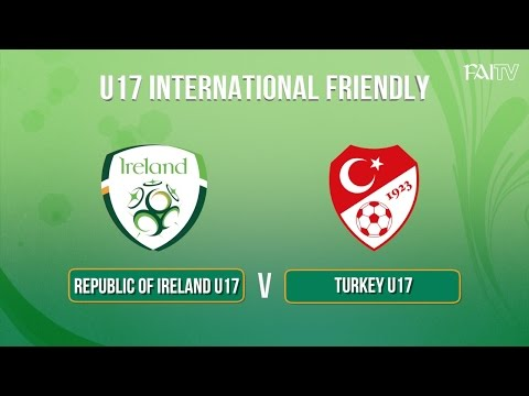 U17 highlights: Republic of Ireland 2-0 Turkey