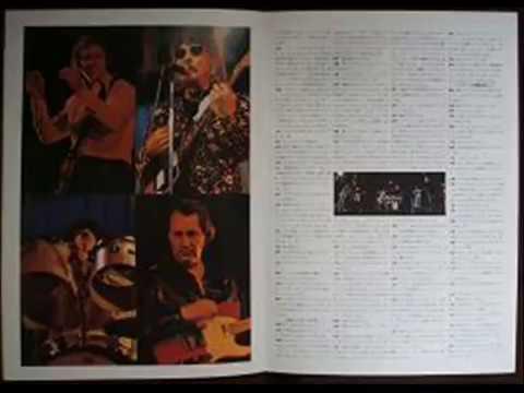 ベンチャーズ 輝く星座 1975ライブ Aquarius/Let The Sunshine In - Ventures(Live in Japan 1975)