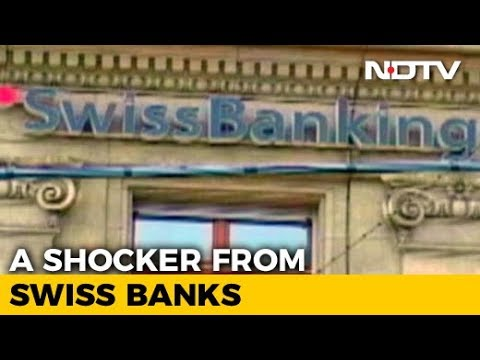 Money Of Indians In Swiss Banks Rises 50% To Over Rs. 7,000 Crore