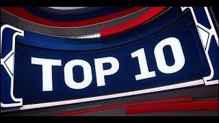 NBA Top 10 Plays of the Night | January 10, 2020