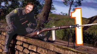 THE CRAZIEST CHUCK NORRIS MOMENTS IN BF1