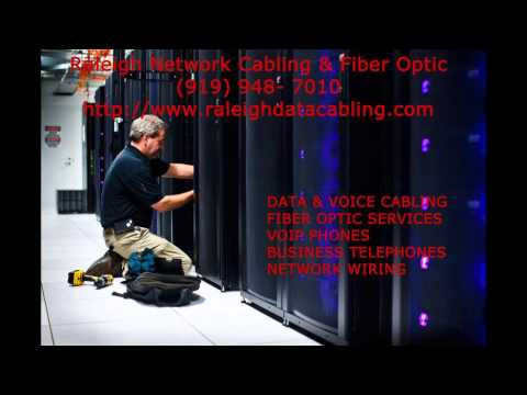 Raleigh Network Cabling and Fiber Optic (919) 948- 7010