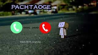 Arijit Singh Pachtaoge Ringtone WhatsApp Status Pachtaoge Song Arijit Singh Nora Fatehi