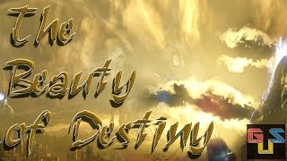 Destiny - The Beauty of Destiny - Art, Backgrounds, Stages and Enemies
