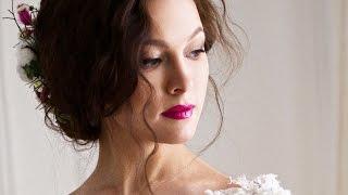 Свадебная прическа. Свадебный макияж. Свадебный образ(, 2015-01-28T15:37:47.000Z)