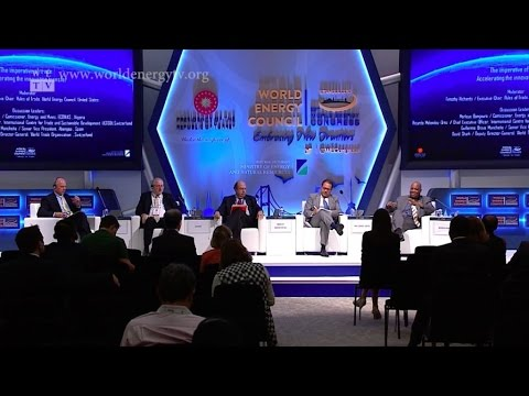 World Energy Congress | The Imperative of Trade: Accelerating the Innovation Transfer