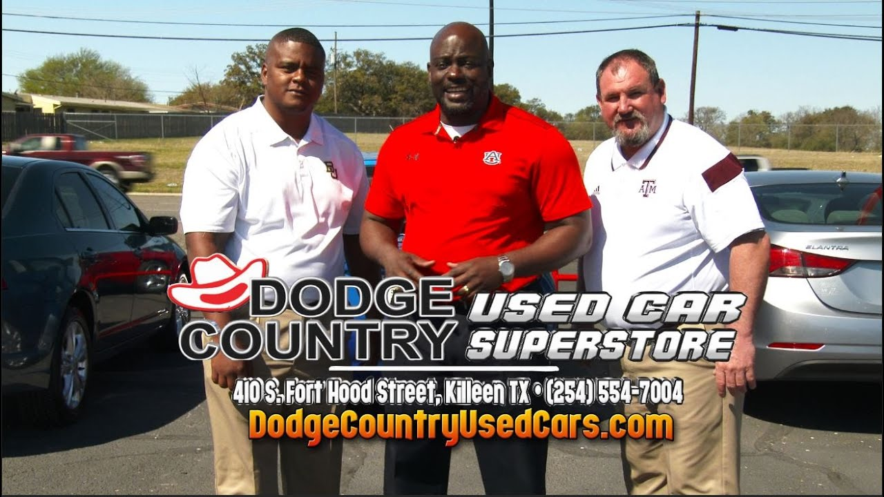 Dodge Country Used Cars Killeen Tx >> Final Four Sales Event Dodge Country Used Cars Youtube