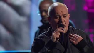 Peter Gabriel - In Your Eyes- Rock And Roll Hall Of Fame 2014 Induction Ceremony