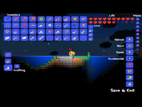 Terraria: Guide - How to Get All the NPC Characters