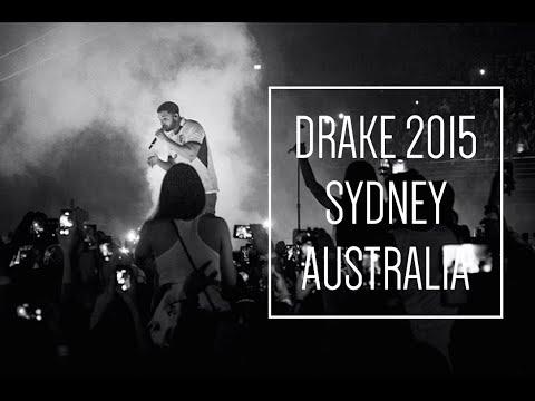 DRAKE LIVE | SYDNEY 2015