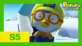 Kids Halloween story | Real Courage | A cave-monster?! | Kids Animation | Pororo