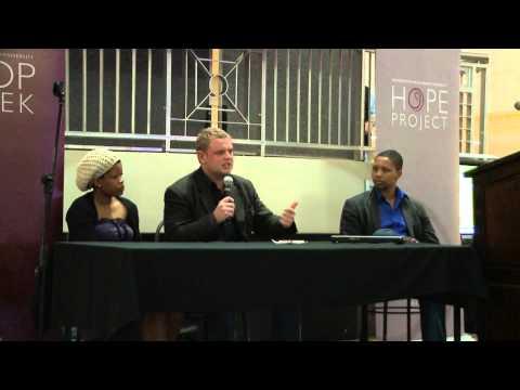 2013 SRC Chairperson's Debate