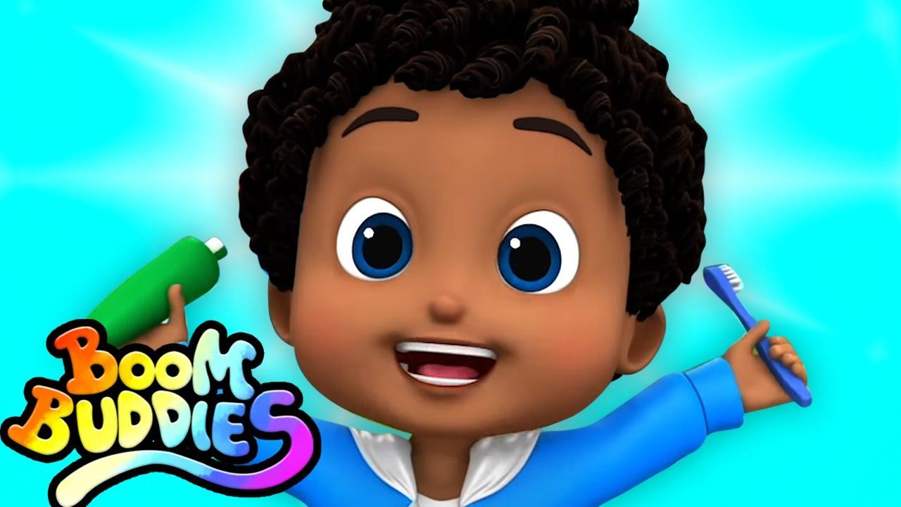 Esta es la forma | Musica para bebes | Boom Buddies | Canciones infantiles en Español