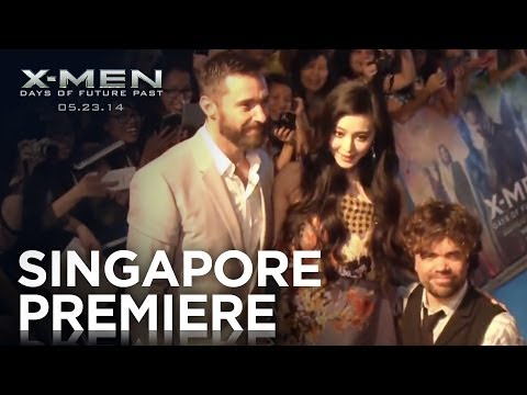 X-Men: Days of Future Past | Singapore Premiere Highlights