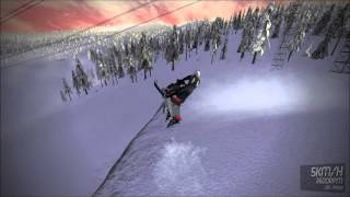Sledsimulator 2013  gameplay