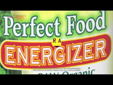 VitaminLife.com Presents Garden of Life Perfect Food Energizer®