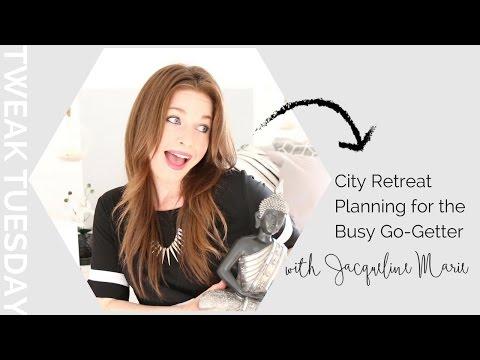 City Retreat | Mini Sabbatical for Entrepreneurs | Tweak TV!