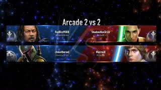 Starwars Force Arena with redbird9000 #1