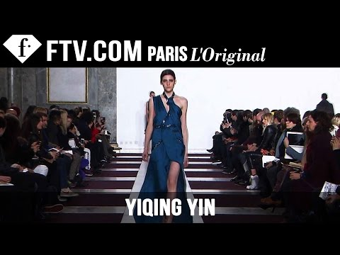 YIQING YIN Show Spring/Summer 2015 | Paris Couture Fashion Week | FashionTV