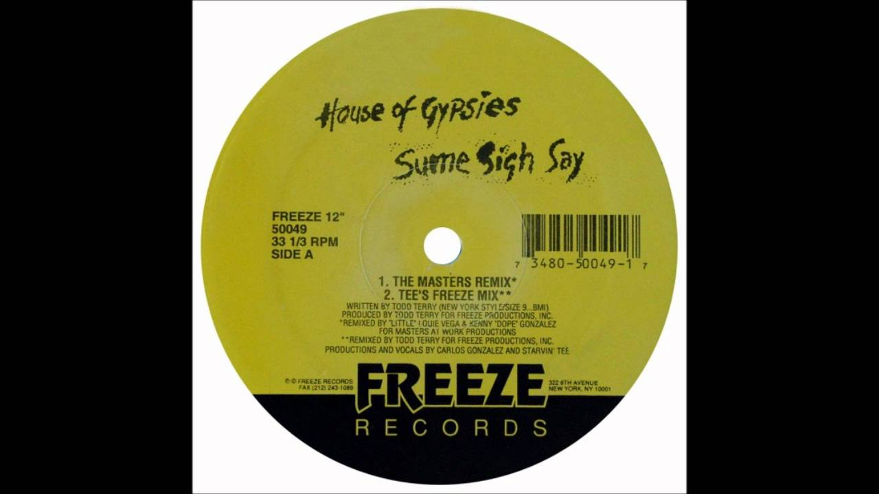 House Of Gypsies - Sume Sigh Say