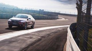 放膽過來!全新世代BMW X4挑戰未完成賽道的最快單圈記錄