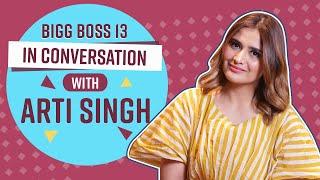 Arti Singh on Shefali Jariwala's claim that Asim Riaz hit on her | Bigg Boss 13