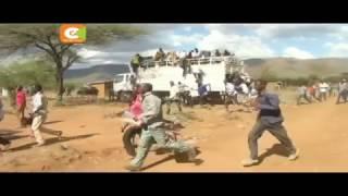 Majambazi wavamia hafla ya mazishi Baringo