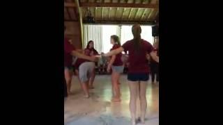 Dana nometne dance 2012