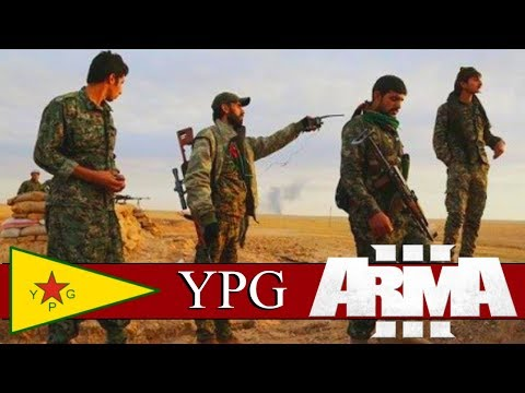 Arma 3 - YPG | Fight For Raqqa