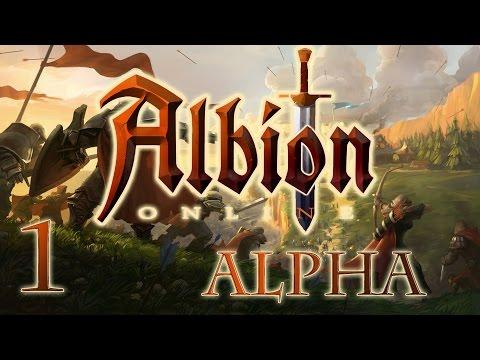 Albion Online Preview (part 1)