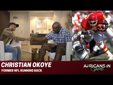 Christian Okoye | Escaping War, A Heartbreaking Realization, And A Glory Filled Redemption