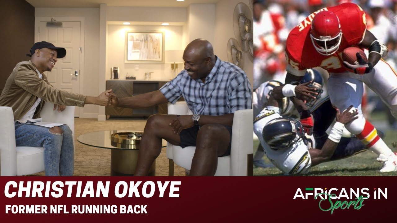 Christian Okoye | Escaping War, A Heartbreaking Realization, And A Glory Filled Redemption | AIS
