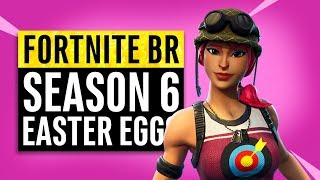 Fortnite Battle Royale | Season 6 Easter Eggs, Memes and Story Recap