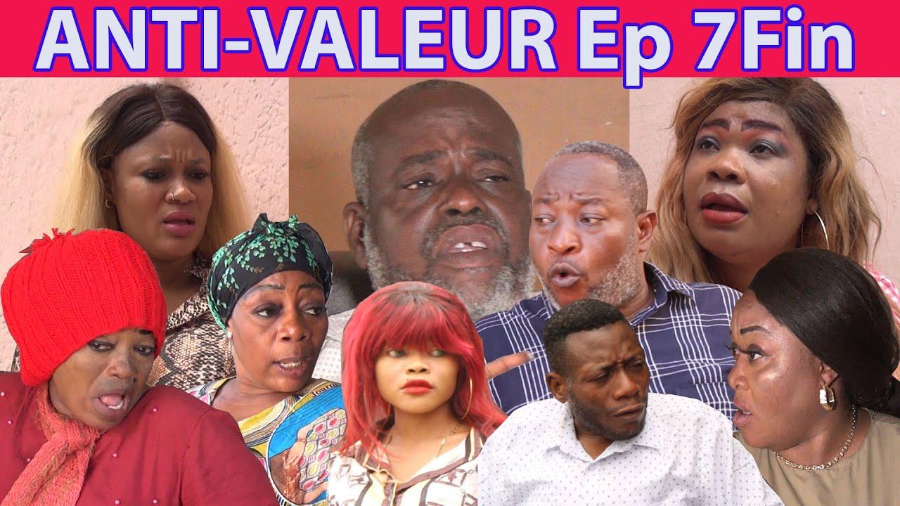 Download ANTI-VALEUR Ep 7 fin: nouveau film avec: Alain, Barcelone, Darling, Serge, Étoile, Ange, Buyibuyi