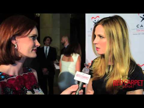 Anne Dudek MadMen at the 3rd Annual Evening to Foster Dreams Gala CASAOfLA Fundraiser