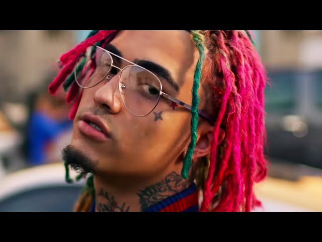 Lil Pump - Gucci Gang (Official Music Video)