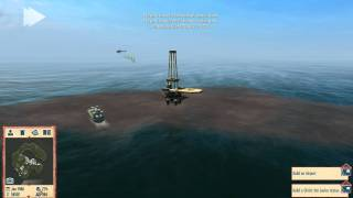 Tropico 4 oil tanker disaster