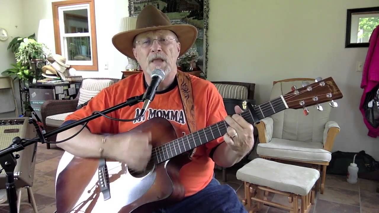 1567 Homecoming 63 Keith Whitley Cover With Guitar Chords And