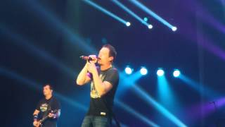 """Goodbyes' 3 Doors Down live Huntington, West Virginia November 28,2012"