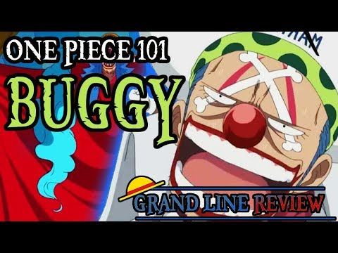 Buggy The Clown Explained (One Piece 101)